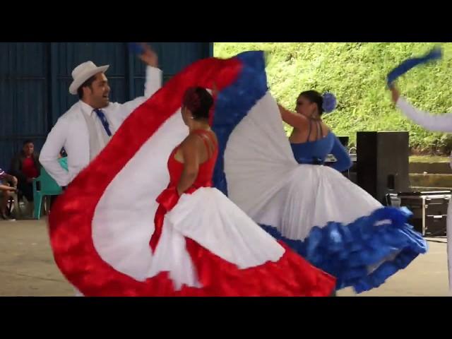 La Coyolera, Ensamble Folclórico - Costa Rica