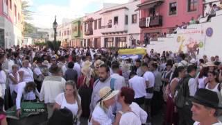 Romeria Nª Sª Virgen del Pino Teror 07 09 2015 Gran Canaria Television
