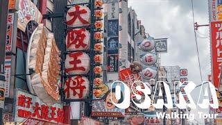 Gambar cover WALKING AROUND NAMBA OSAKA - JAPAN VLOG 9