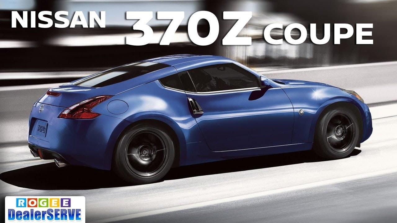 nissan 370z coupe heritage blue new car running. Black Bedroom Furniture Sets. Home Design Ideas