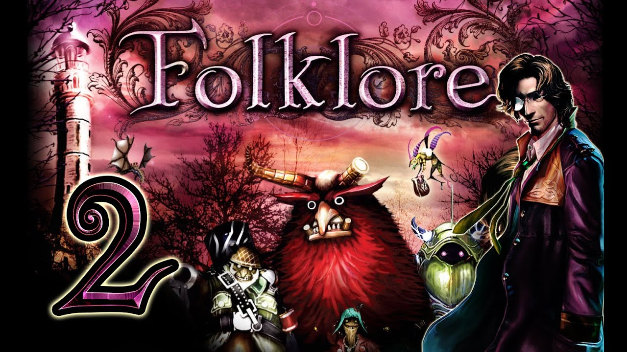 Folklore Review That S All Folks Jrpg Moe