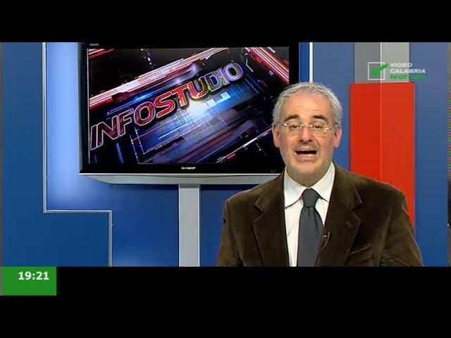 Infostudio il telegiornale della Calabria notizie e approfondimenti - 04 Febbraio 2021 ore 19.15