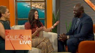 Jarrod Bunch On Post-NFL Life | California Live | NBCLA