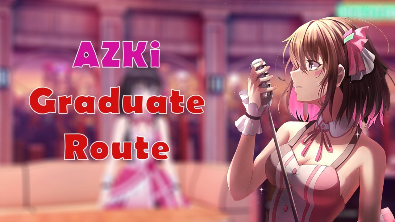 AZKi tell us about Alpha and Beta route, which is one of it not really that good