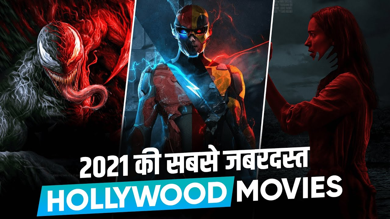 Download 2021 | TOP 5 New & Amazing Hollywood Movies in Hindi & English | Moviesbolt