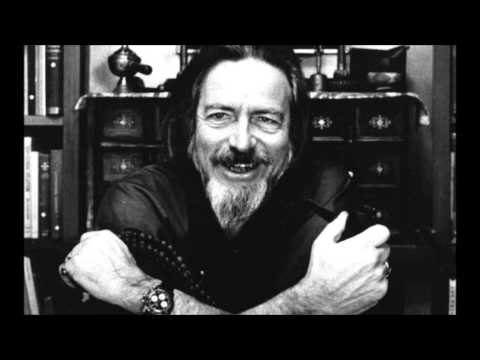 Alan Watts - What if money were no object?