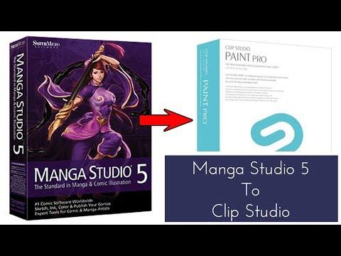 manga studio 5.0 4