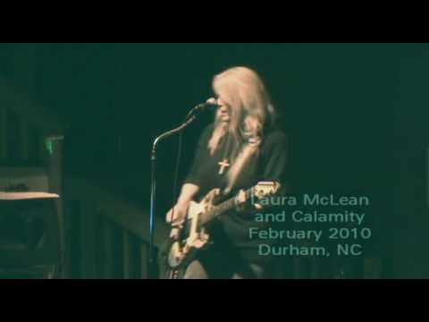 Laura McLean & Calamity performing The death of Rush Limbaugh  Loveless