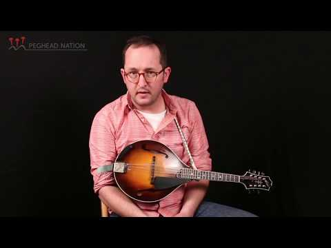 Peghead Nation's Bluegrass Mandolin Jam Favorites Course With Joe K. Walsh