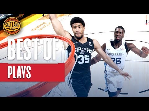 Best Plays From the 2019 Salt Lake City Summer League