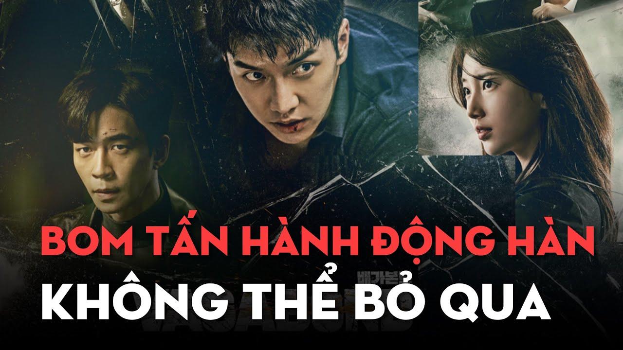 Top 10 bom tấn hành động đỉnh nhất của truyền hình Hàn | Phim Hàn Quốc | Ten Asia