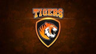 New Illustrator Tutorial | Tigers Sports Team Logo Design