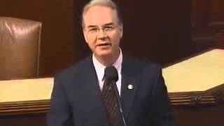 Rep  Tom Price speaks against the tyranny of the majority