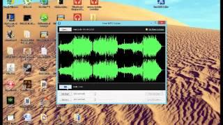Como usar o Free MP3 Cutter