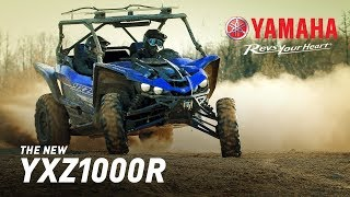 2019 Yamaha YXZ1000R SS SE Pure Sport Side-by-Side - Model Home