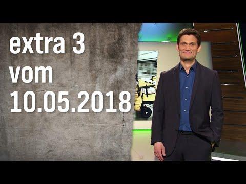 Extra 3 vom 10.05.2018 | extra 3 | NDR
