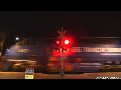 Thumbnail: Amtrak trains in Oceanside & Carlsbad, CA (November 23rd, 2013)