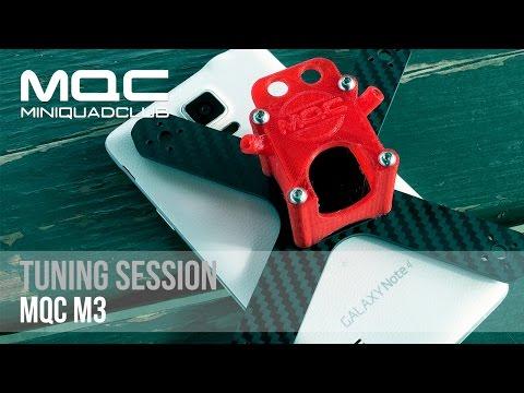 "MQC M3: 130mm 3"" Micro // Tuning Session"