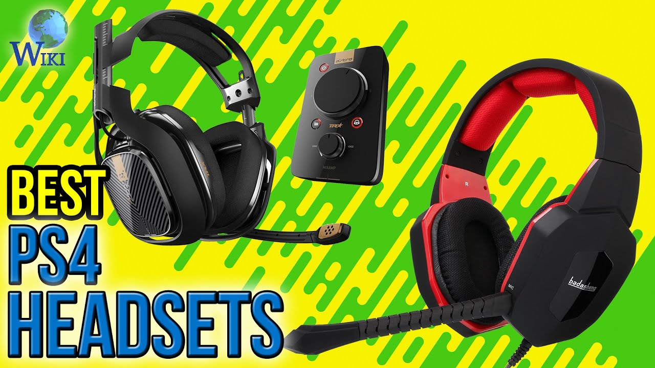 10 best ps4 headsets 2017 youtube. Black Bedroom Furniture Sets. Home Design Ideas