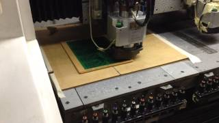 PCB Design & Manufacturing - CNC Routing