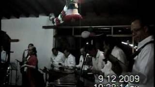 MI CAFETAL CON LA MARIMBA CHIAPANECA DE HUBER Y JOSE MORENO