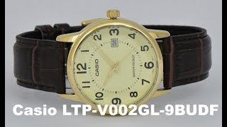 Casio Standard for Women LTP-V002GL-9BUDF Quick Preview