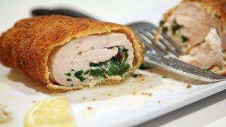 Կիևյան Կոտլետներ   Chicken Kiev Recipe   Heghineh Cooking Show In Armenian