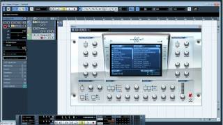 Cubase: Аудио, MIDI, VST