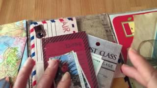 手帳 作り方