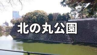 皇居外苑地区 千鳥ヶ淵 北の丸公園 / Chidoriguchi Kitanomaru Park