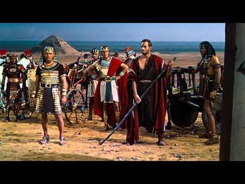 Rameses Banishes Moses (The Ten Commandments, 1956)