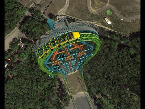 NEW for Six Flags Theme Parks in 2014!