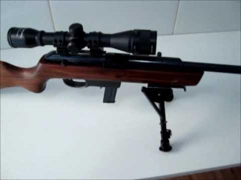 Rifle urko 22 lr youtube rifle urko 22 lr fandeluxe Image collections