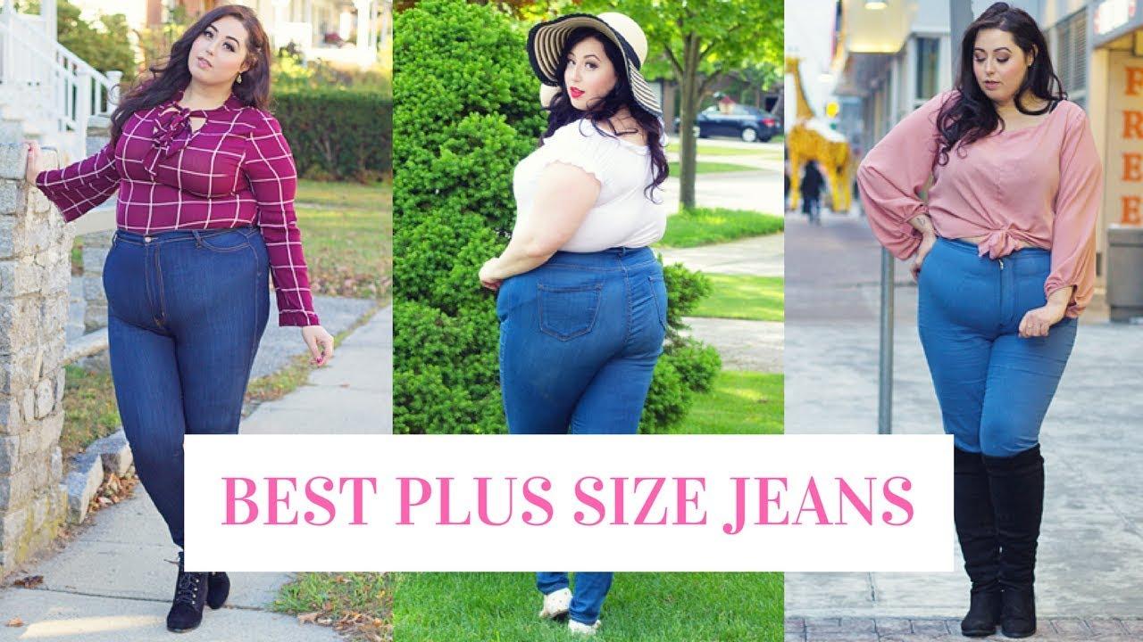 21606fb30f Best Plus Size Jeans