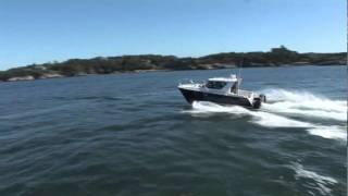www.parinavoyage.com --- 7 1 ArrowCat 30 Power Catamaran Videos