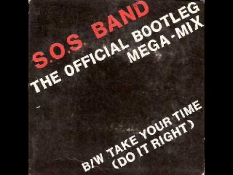 S O S  Band - The Official Bootleg Mega-Mix
