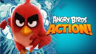 Piggy Island - Angry Birds Action (by Rovio) - iOS / Android - HD Gameplay Trailer