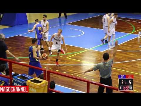 SERIE D PLAY-OFF 2018 ASA BASKET Vs SB Treviglio