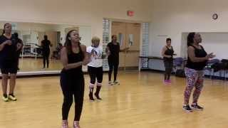 The Lady Soul Slide Official Dance