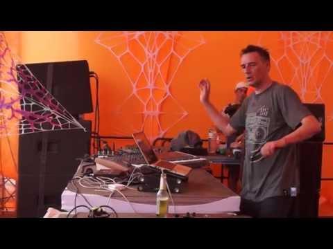 Antaris 2015 - Man with no Name - UK live