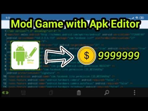 Hướng dẫn MOD Game Android cơ bản bằng APK Editor – MOD Game Androird with APK Editor