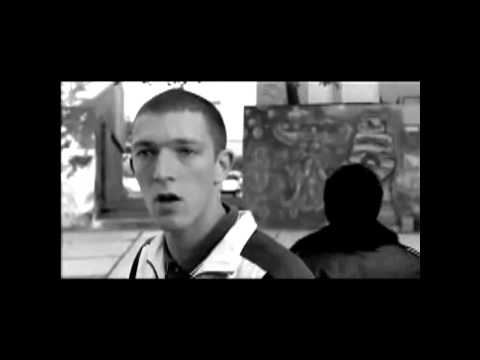 La Haine (1995) - Bob Marley - Burnin' and Lootin' + Cut killer - nique la police poster