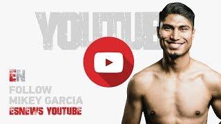 Mikey Garcia Media Q & A  I Post Fight Press Conference I Spence vs. Garcia