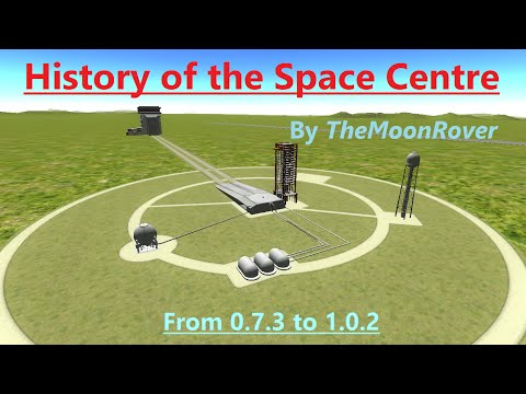 KSP - A History of the Space Centre