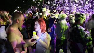 Байк-фест ИРБИТ 2018г Пенная дискотека в пятницу!
