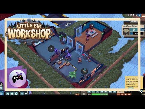 We Shouldn't Have Used Metal ~ Little Big Workshop [Episode 2]  