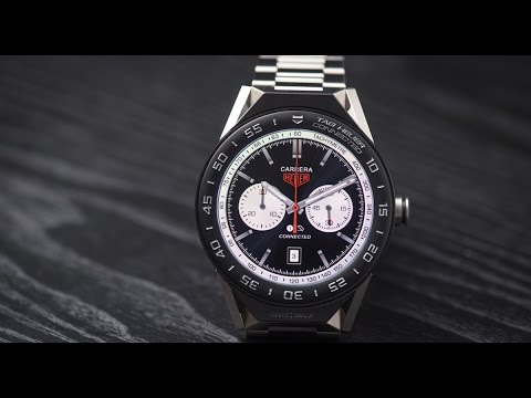 TAG Heuer Connected Modular 45 SmartWatch Review: In Depth Watch Review