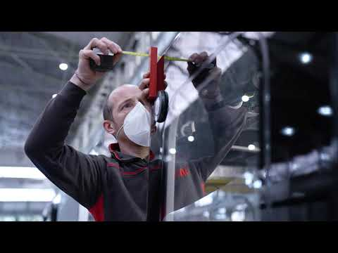 CAF Beasain factory, cutting-edge technology for the future mobility