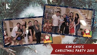 Kim Chiu's Christmas Party 2018 | Kim Chiu PH