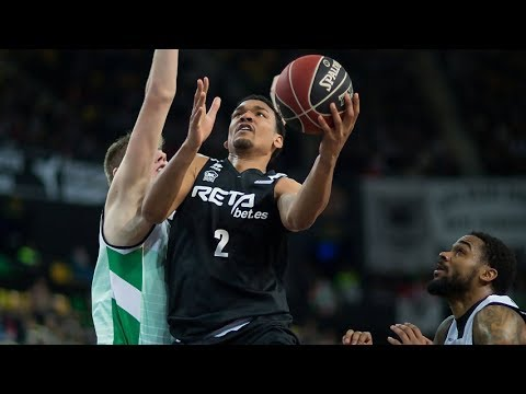 RESUMEN | RETAbet Bilbao Basket pasa por encima de Divina Joventut